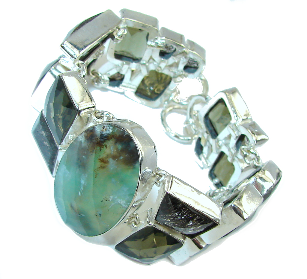 Get Glowing Moss Prehnite...