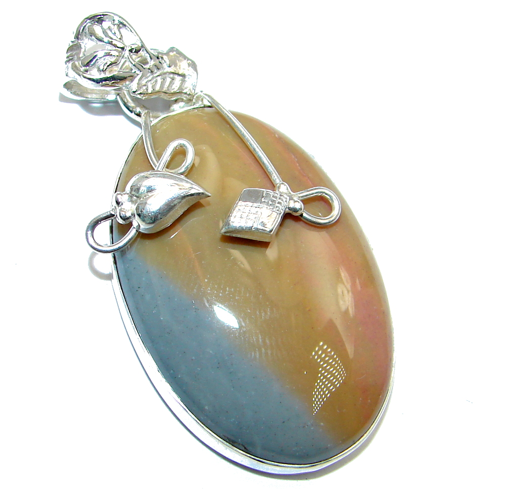 Agate Sterling Silver...