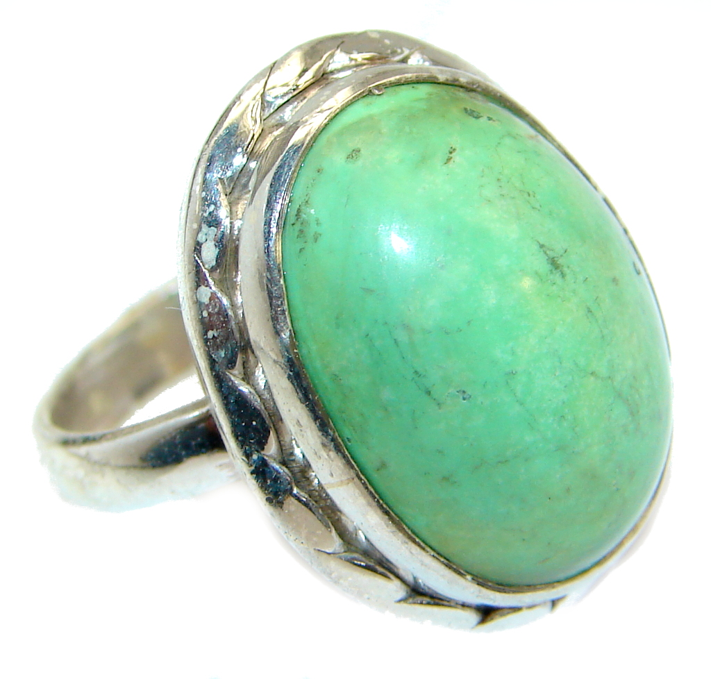 Green Turquoise .925...