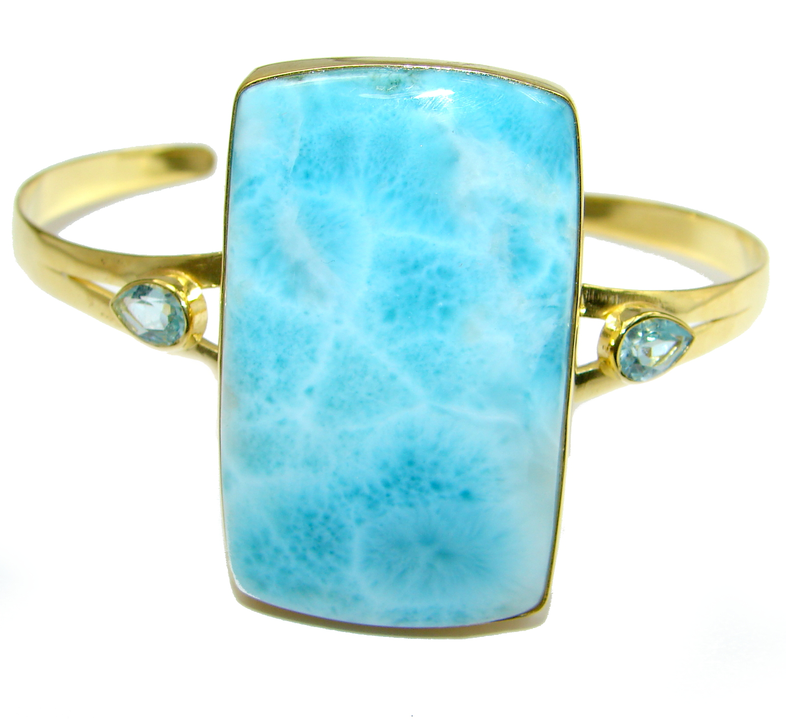 Perfect_Harmony_Blue_Larimar_14K_Gold_over_.925_Sterling_Silver_handcrafted_Bracelet___Cuff