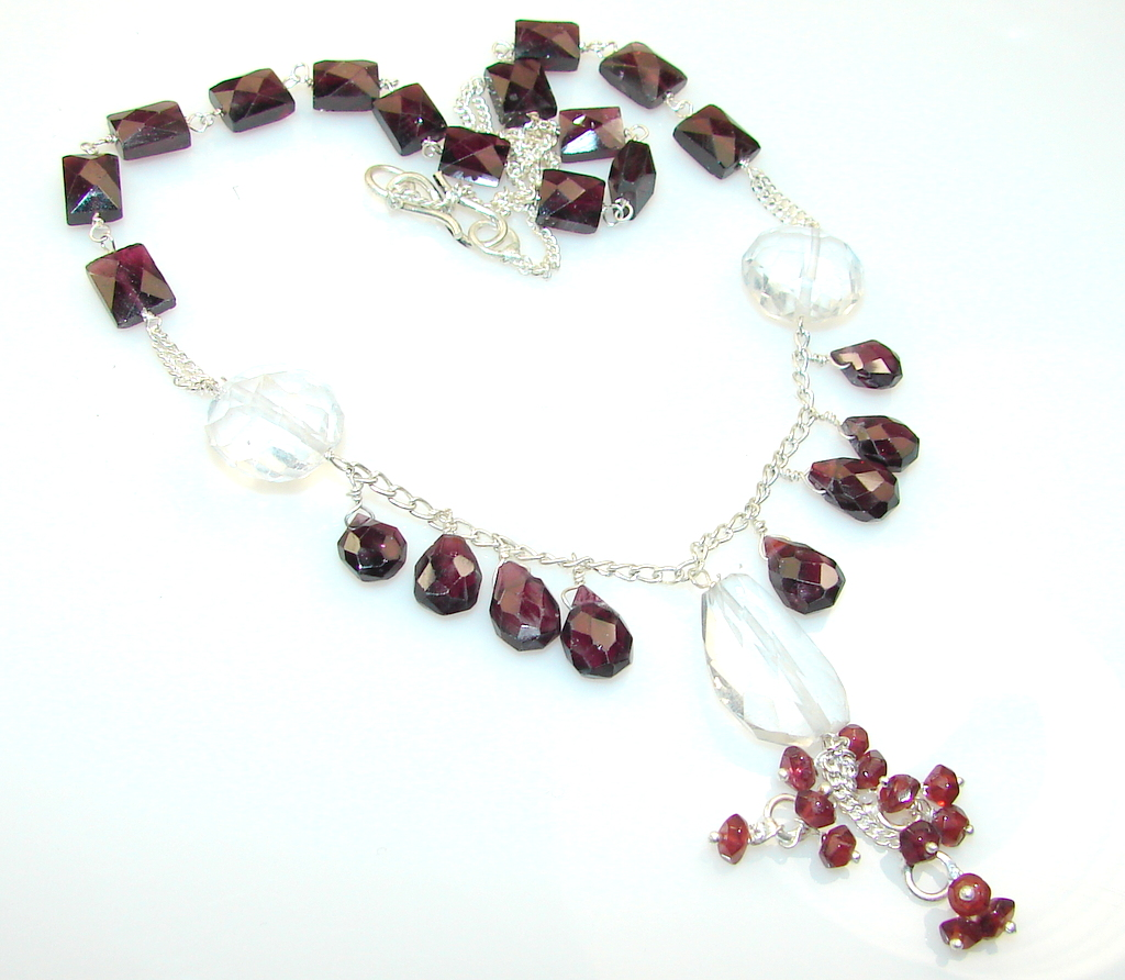 Gentle_Crystal_Sterling_Silver_necklace