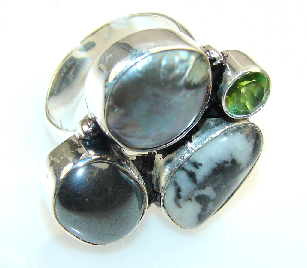 Special Moment Of Hematite...